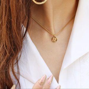 Vintage Christian Dior CD Necklace